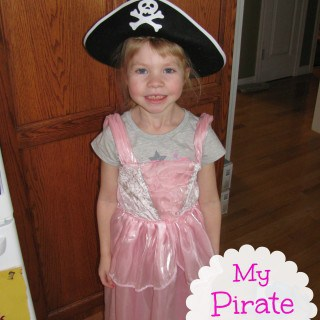 Pirate and Princess Summer on Disney Junior!