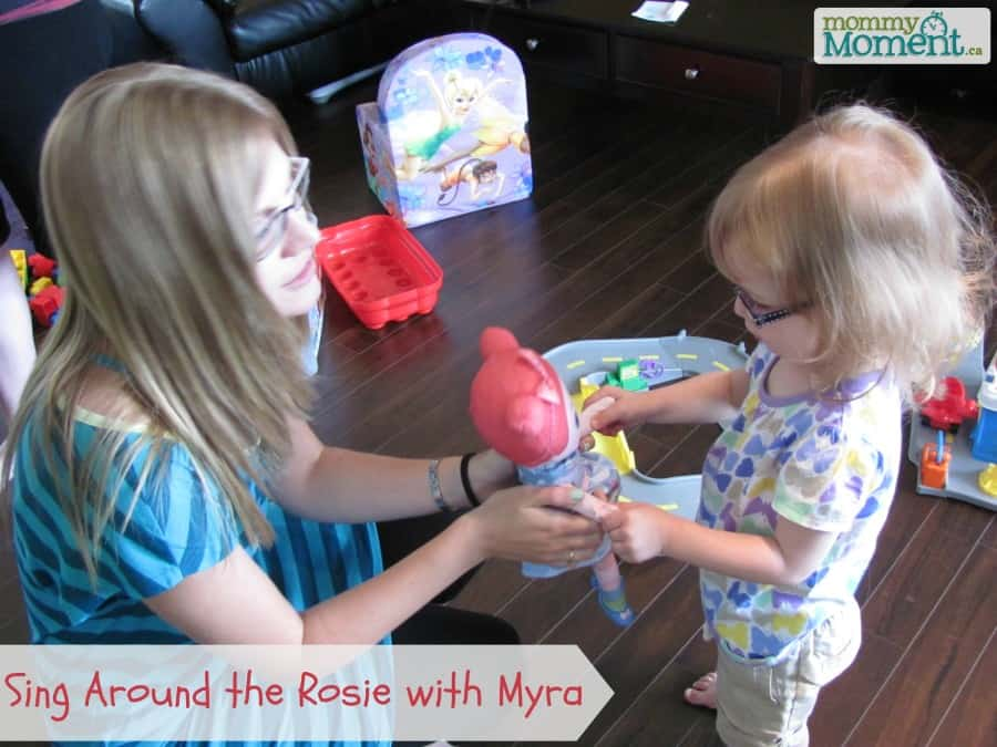 Sing Around the Rosie Mooshka Doll