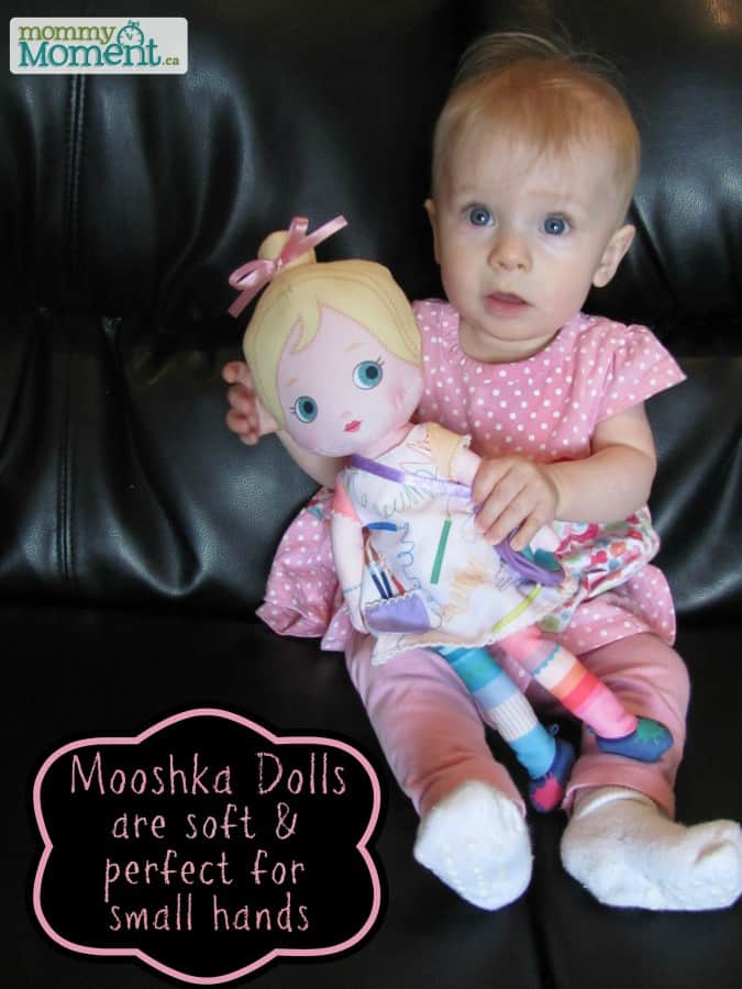 Soft Mooshka Dolls