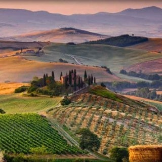 Mommy Moment Contributor Goes to Tuscany!