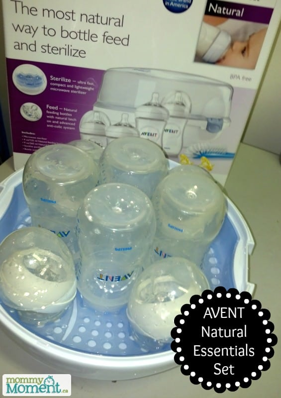 AVENT Natural Essentials Set