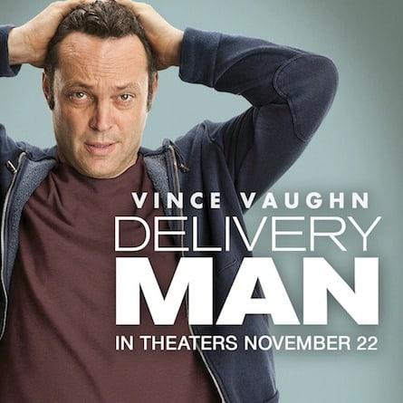 Delivery Man Disney