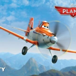Disney Planes Takes Off!