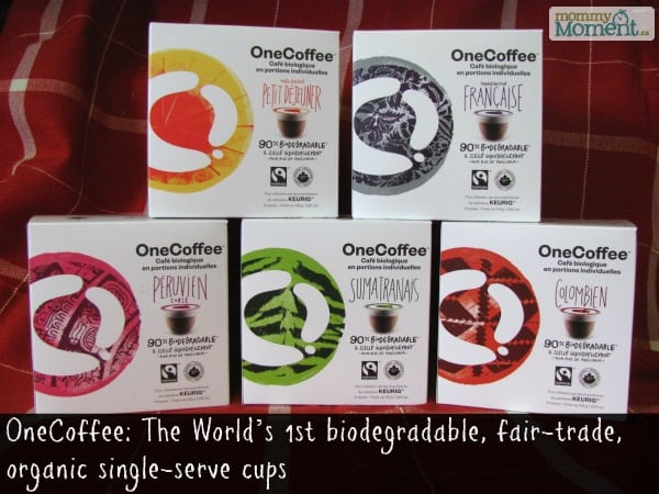 OneCoffee cups
