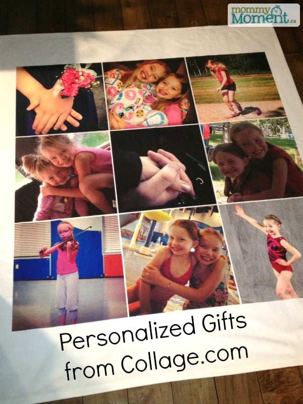 Personalized Gifts from Collage