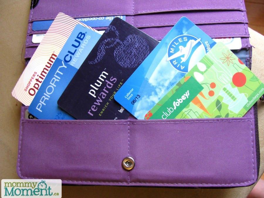 Compare Loyalty Programs wallet