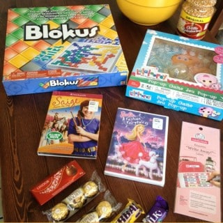 Family Game Night on $100 Budget
