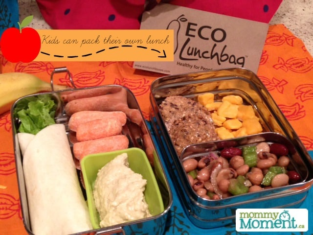 Kids Eco lunchbox