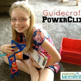 Guidecraft PowerClix {A Guidecraft Educator Giveaway}