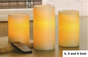 Enjoy the Glow of Candles without the Danger with Candle Impressions #31DaysOfGifts