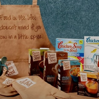 Chicken Soup Special Edition Comfort Food and Gift Set
