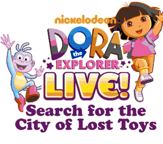 Hola Winnipeg!  Dora the Explorer Live is coming!