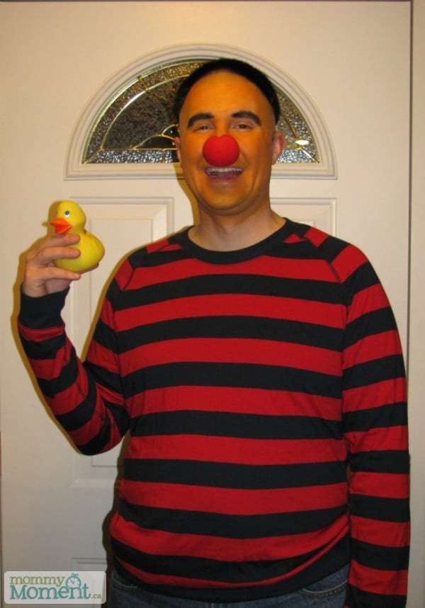 Halloween Ernie
