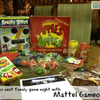 Have Your Next Family Game Night with Mattel Gameology!