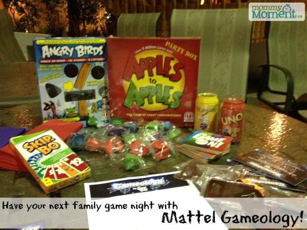 Mattel Gameology