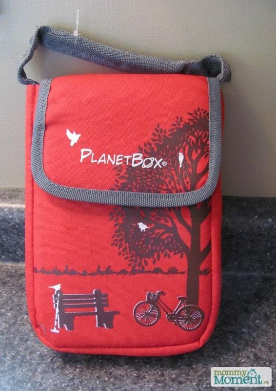 PlanetBox Shuttle bag