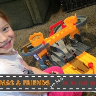 Thomas and Friends are back …