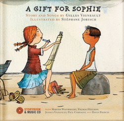 A Gift for Sophie #31DaysOfGifts