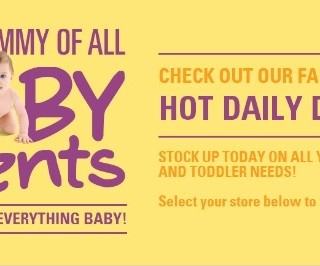 Check Out The Mommy of All Baby Events!