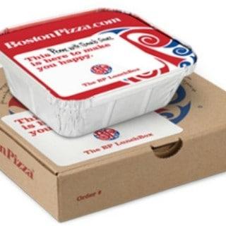 Boston Pizza & Your Elementary School