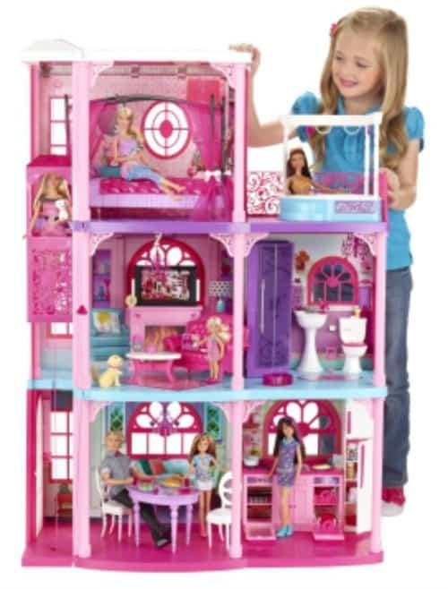 Barbie Dreamhouse #31DaysOfGifts #Giveaway {CAN}