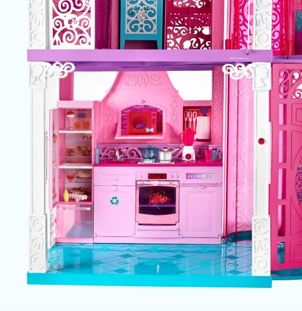 Dream Kitchen Reviews: Barbie Dreamhouse #MommyMomentGifts #Giveaway {CAN}