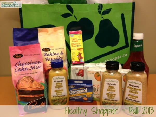 Healthy Shopper Fall 2013 #Giveaway {CAN}