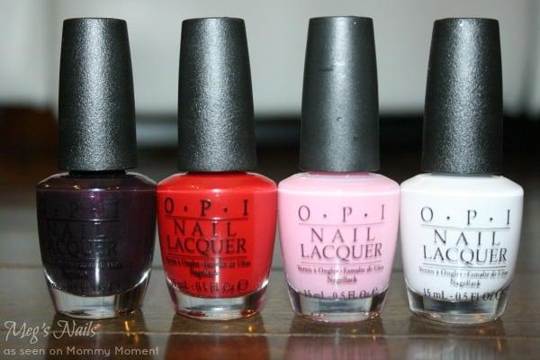 OPI colors