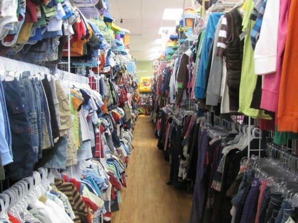 Once Upon A Child store