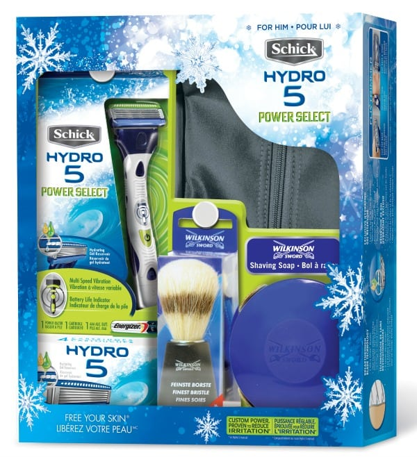 Schick Holiday Gift Packs #31DaysOfGifts