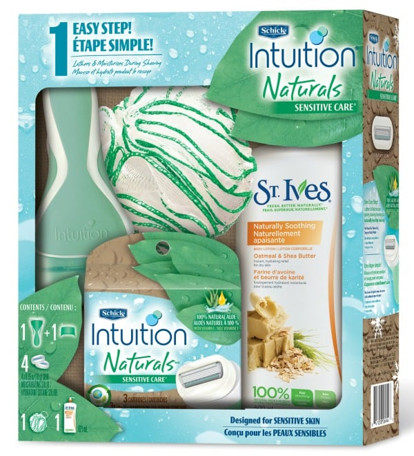 Schick Intuition Holiday 2