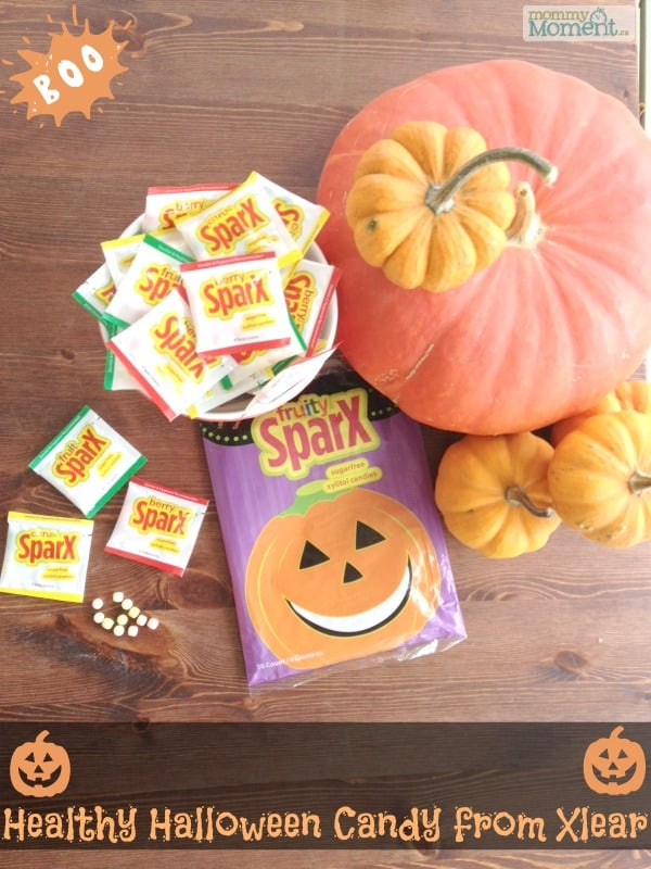 Healthy Halloween Candy from Xlear #Giveaway