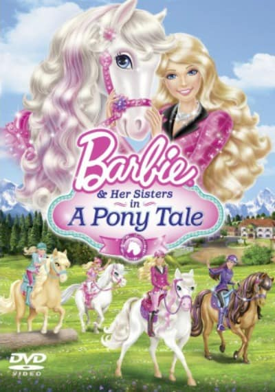 Barbie is Back with her Sisters in: Barbie & Her Sisters in a Pony Tale #Giveaway {CAN}