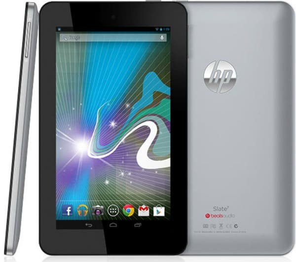 HP Slate 7 giveaways ending
