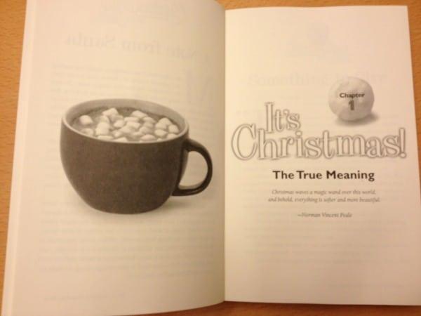 Its Christmas page