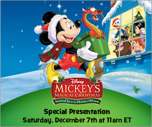 Christmas with Disney Junior