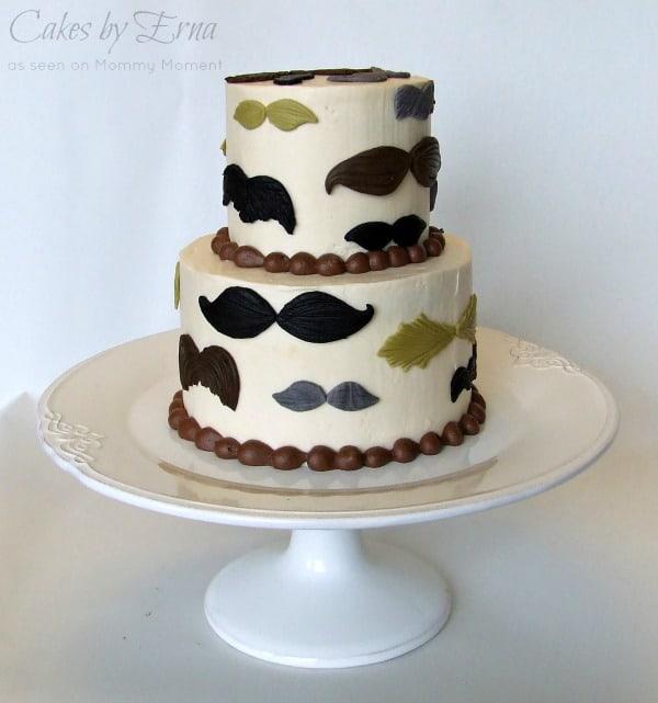 Movember Cake