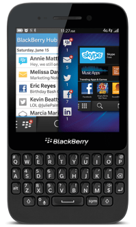 blackberry Q5 giveaway