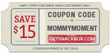 Snackbox Coupon Code