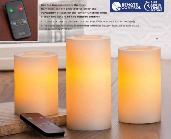 Candle Impressions Giveaway