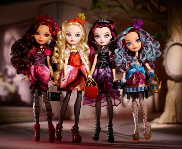 Meet the Ever After High Girls #31DaysOfGifts #Giveaway {CAN}