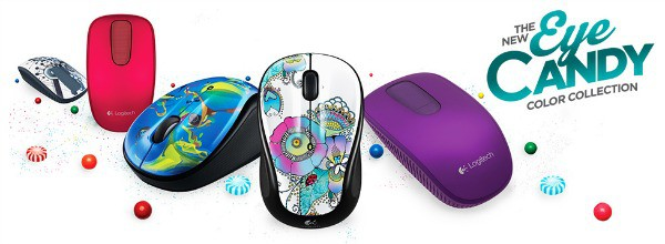Logitech Eye Candy