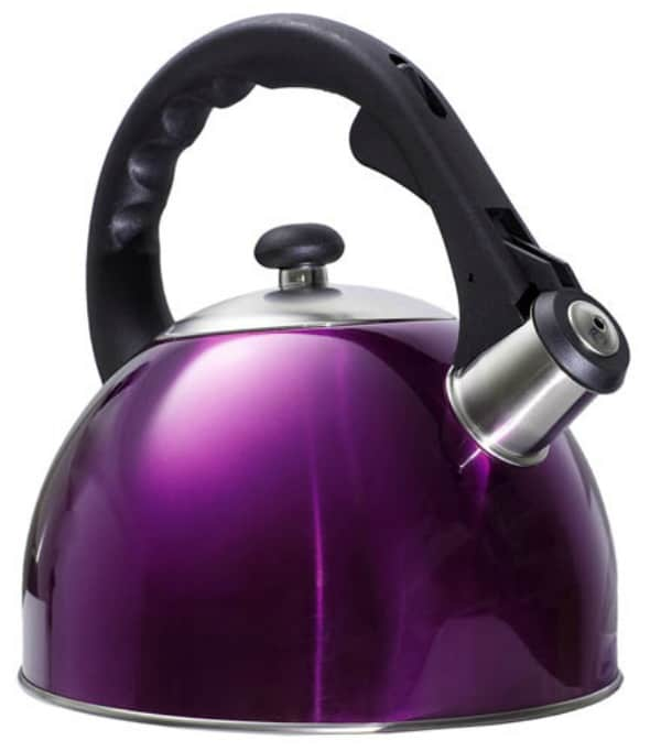 The Purple Tea Kettle from The Purple Store #31DaysOfGifts #Giveaway