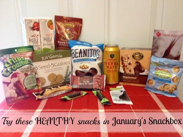 January Snackbox