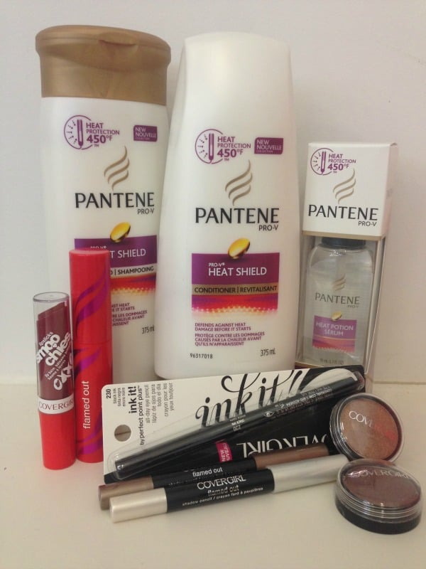 Update Your Look in 2014 with Pantene & Covergirl! #Giveaway #PGMom