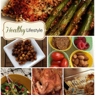 Our update on living a healthy lifestyle