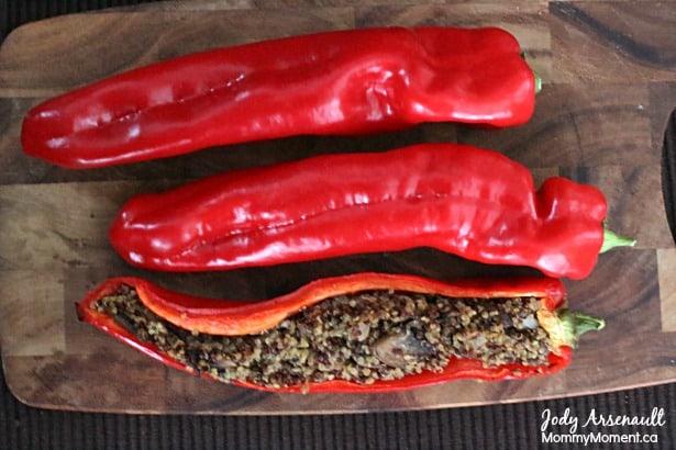 quinoa-mushroom-peppers