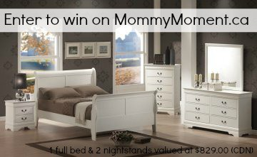 Bedroom Furniture Giveaway (arv $829.00) Wholesale Furniture Brokers