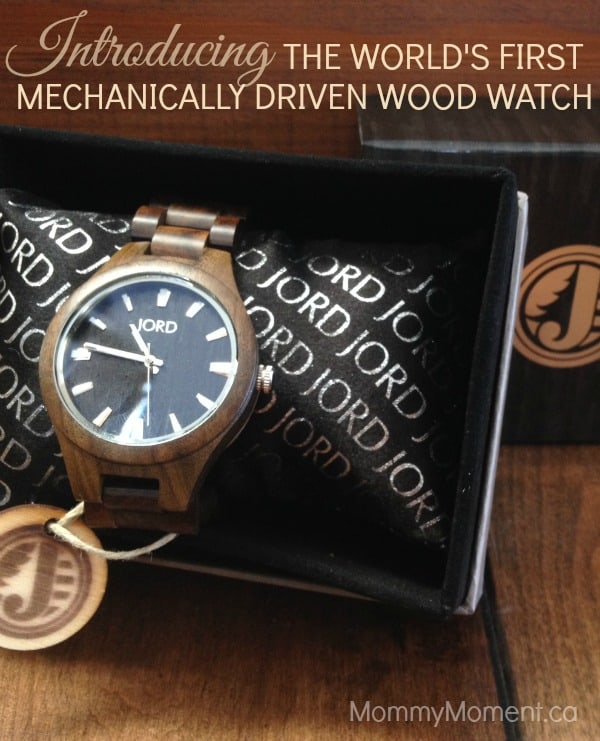jord wood watch giveaways ending