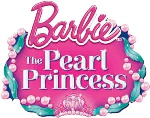 Barbie The Pearl Princess Logo